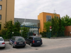 The Veterinary and Food Board office building extension in Tallinn